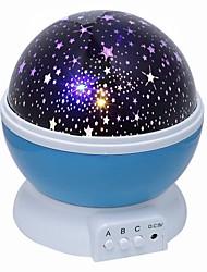 Недорогие -LED освещение / Лампа-проектор Звёздное небо Мерцание Романтика Подарок