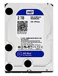 Недорогие -WD 2 Тб SATA 3.0 (6 Гбит / с) WD20EZRZ