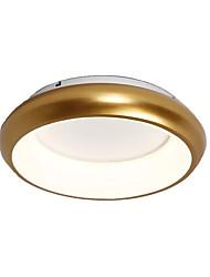 cheap -QIHengZhaoMing Flush Mount Ambient Light - Eye Protection, 110-120V / 220-240V, Warm White, LED Light Source Included / 15-20㎡