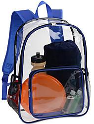 Недорогие -10 L Рюкзаки - Дожденепроницаемый На открытом воздухе Пешеходный туризм, Путешествия, Для школы Прозрачный