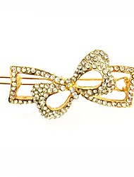 cheap -Women's Korean / Elegant Alloy Hair Clip - Solid Colored Cut Out