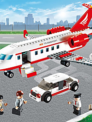 cheap -Airplane Building Blocks 334pcs Exquisite Classic & Timeless Plane Gift