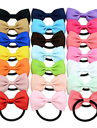 cheap -Hair Accessories Grosgrain Wigs Accessories Girls' 20pcs pcs 1-4inch cm Party / Daily Stylish Cute