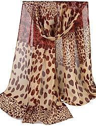 cheap -Women's Basic Rectangle - Leopard, Mesh