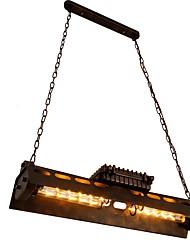 Недорогие -JLYLITE 4-Light Люстры и лампы Рассеянное освещение - Мини, 110-120Вольт / 220-240Вольт Лампочки не включены / 15-20㎡ / FCC / VDE