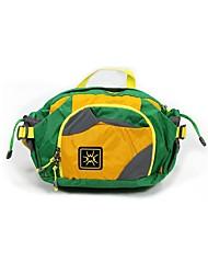 Недорогие -2L Сумка для спорта и отдыха Походные рюкзаки Поясные сумки для Пешеходный туризм Рыбалка На открытом воздухе Походы Бег Спортивные сумки