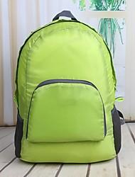 baratos -Unisexo Bolsas Tecido Oxford mochila Ziper Geométrica Azul / Verde / Fúcsia
