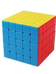 Недорогие -Кубик рубик 1 шт Shengshou D0890 Радужный куб 5*5*5 Спидкуб Кубики-головоломки головоломка Куб Глянцевый Мода Подарок Универсальные