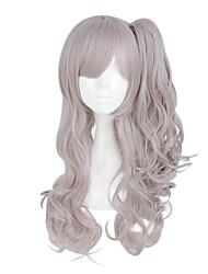 economico -Parrucche Cosplay Cosplay Anime Parrucche Cosplay 177.8 cm CM Tessuno resistente a calore Tutti Costumi Halloween