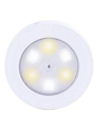 economico -BRELONG® 1pc Night Light LED Bianco caldo + bianco Batterie AAA alimentate 3 modi Touch Sensor Adatto per veicoli <5V
