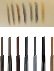 cheap -Eyebrow Eye 4 * Brow Brush Single Straight Dry Waterproof 1 6pcs Classic & Timeless Retractable Wedding Birthday Party / Evening