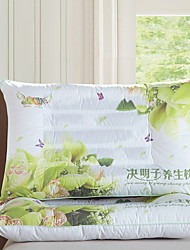 Недорогие -удобная-превосходная постельная подушка кровати терилен удобная подушка гречневая полиэфирная