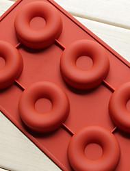 baratos -Ferramentas bakeware Gel De Silicone Heatproof / Gadget de Cozinha Criativa Pão / Chocolate Pie Tools / Ferramentas de massa 1pç