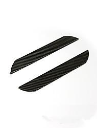 Недорогие -0.25m Бар порога автомобиля for Двери автомобиля внешний Общий Углеродное волокно For Универсальный Все года Дженерал Моторс