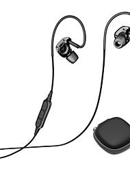 Недорогие -BX240 EARBUD Bluetooth4.1 Наушники динамический пластик Спорт и фитнес наушник С регулятором громкости / С микрофоном / Спорт и отдых