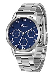 cheap -Women's Chinese Chronograph / Large Dial Stainless Steel Band Casual / Bangle Silver / SSUO LR626