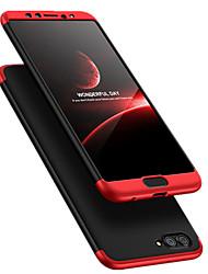 Недорогие -Кейс для Назначение Huawei Nova 2 Plus nova 2s Защита от удара Матовое Чехол Однотонный Твердый ПК для Nova 2 Plus Huawei nova 2s Nova 2