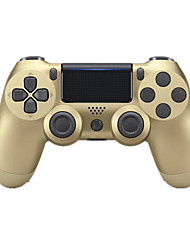cheap -Wireless Game Controller For PS4 / PS4 Slim / PS4 Prop ,  Bluetooth Vibration / Touchpad Game Controller ABS 1 pcs unit