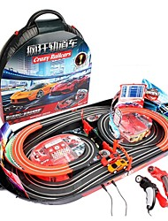cheap -Track Rail Car Toy Car Plastics Boys' Kid's Teen Gift
