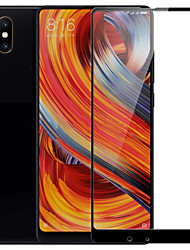 cheap -Screen Protector Xiaomi for Xiaomi Mi Mix 2S Tempered Glass 2 pcs Full Body Screen Protector Scratch Proof Explosion Proof 2.5D Curved