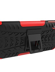 abordables -Coque Pour HTC Desire 630 / Desire 628 Antichoc / Avec Support / Armure Coque Carreau vernisé / Armure Dur PC pour HTC Desire 630 / HTC Desire 530 / HTC A9