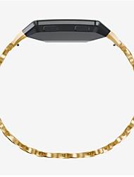 Недорогие -Ремешок для часов для Fitbit ionic Fitbit Современная застежка Металл Повязка на запястье