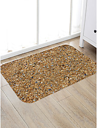cheap -Creative Sports & Outdoors Modern Doormats Area Rugs Bath Mats Flannelette, Superior Quality Rectangle Graphic Rug