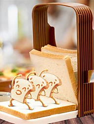 Недорогие -Кухонные принадлежности Пластик Творческая кухня Гаджет Высокое качество Для получения хлеба Для приготовления пищи Посуда Наборы