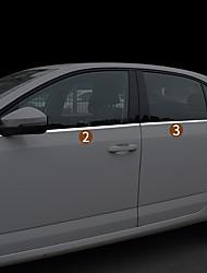 Недорогие -Серебряный Автомобильные наклейки Деловые Обрезка окон Не указано Обрезка окон