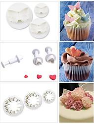 Недорогие -Инструменты для выпечки пластик Высокое качество Для приготовления пищи Посуда Формы для пирожных