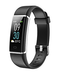 cheap -Smart Bracelet Touch Screen Heart Rate Monitor Water Resistant / Water Proof Calories Burned Pedometers Information Pedometer Activity