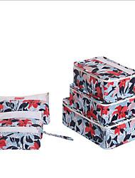 povoljno -Terilen Ručna torba Patent-zatvarač za Vanjski Sva doba Djetelina Dark Blue Crveno crno