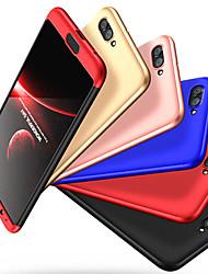 abordables -Funda Para Huawei Honor View 10(Honor V10) Antigolpes Funda de Cuerpo Entero Un Color Dura ordenador personal para Huawei Honor View 10