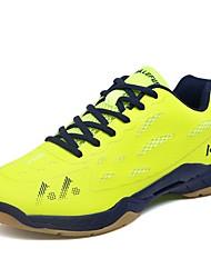 cheap -Men's Faux Leather Summer / Fall Comfort Sneakers Orange / Dark Blue / Dark Green