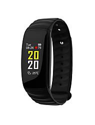 Недорогие -Смарт Часы H107 для Android iOS Bluetooth Израсходовано калорий Bluetooth Сенсорный датчик Педометры Контроль APP Импульсный трекер Педометр Напоминание о звонке Датчик для отслеживания активности