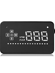 cheap -A2 3.5inch LED LED indicator Multi-functional display Plug and play for Truck Bus Car Display KM / h MPH Driving Speed Measure Driving