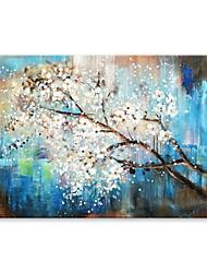economico -Hang-Dipinto ad olio Dipinta a mano - Astratto Contemporaneo Modern Tela