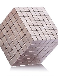 cheap -216 pcs 4mm Magnet Toy Building Blocks / Puzzle Cube / Neodymium Magnet Magnet Magnetic Gift