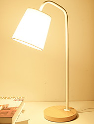 cheap -Contemporary Adjustable Desk Lamp For Wood / Bamboo White Black