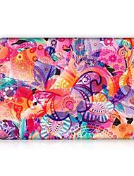 abordables -MacBook Etuis pour Fleur Plastique MacBook Pro 13 pouces MacBook Pro 15 pouces MacBook Air 13 pouces MacBook Air 11 pouces MacBook Pro 15