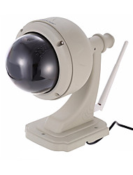 abordables -WANSCAM 1 mp IP Camera Extérieur Support128 GB / CMOS / Adresse IP dynamique / Android / Infrarouge