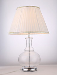 cheap -Metallic Contemporary Crystal Decorative Table Lamp For Metal 220-240V