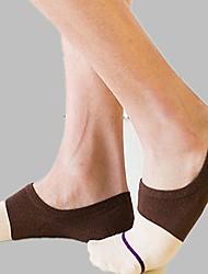 billige Undertøy og sokker til herrer-Herre Sokker - Fargeblokk Normal