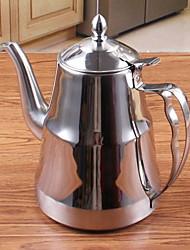 Недорогие -Нержавеющая сталь Heatproof 1шт Чайник