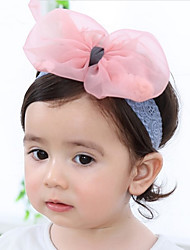 cheap -Infant Girls' Solid Colored Hair Accessories