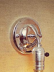 cheap -1pc E26 / E27 100-240 V Bulb Accessory Light Socket Iron for Wall Light