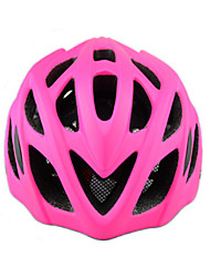 cheap -Adults Bike Helmet 20 Vents CE Impact Resistant, Light Weight EPS Sports Cycling / Bike / Camping - Yellow / Fuchsia / Blue Unisex