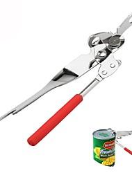 Недорогие -1шт Кухонные принадлежности Нержавеющая сталь Многофункциональные Ключ для консерв Для приготовления пищи Посуда