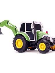 Недорогие -Игрушечные машинки Фермерская техника Транспорт Автомобиль профессиональный уровень моделирование Мягкие пластиковые Детские элементарный Все Мальчики Девочки Игрушки Подарок 1 pcs