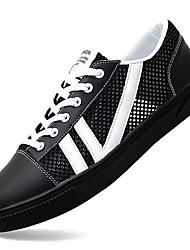 povoljno -Muškarci Cipele Til Ljeto Udobne cipele Sneakers Obala / Crn / Crvena